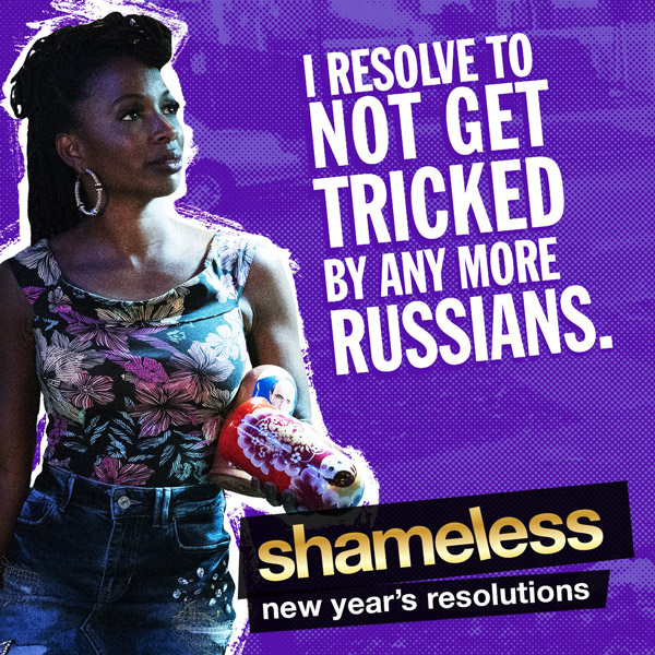 Shamless Resolution